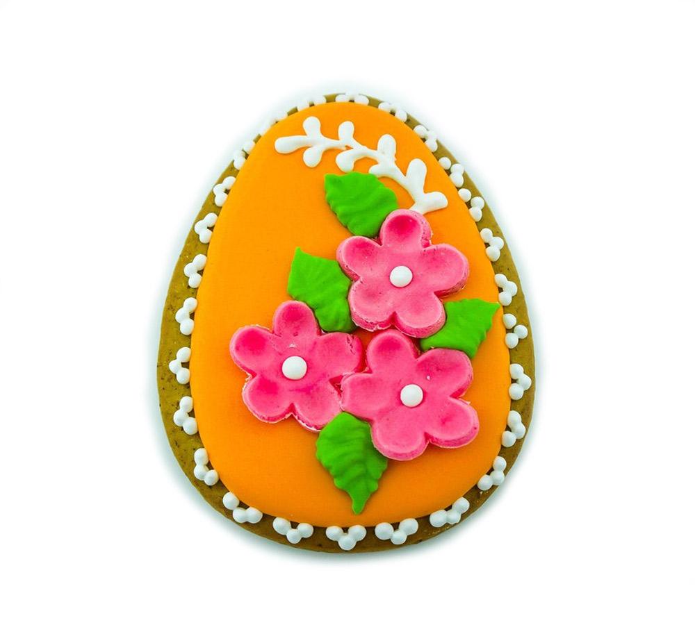 Яйцо с мастикой
